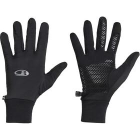 Icebreaker Tech Trainer Hybrid Gloves, black